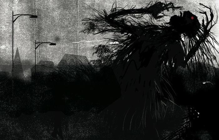 A Monster Calls Book