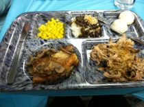 A Cuban feast for school lunch!