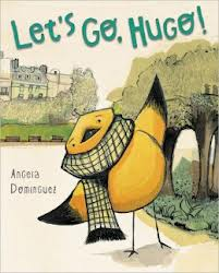 Let's Go Hugo by Angela Dominguez