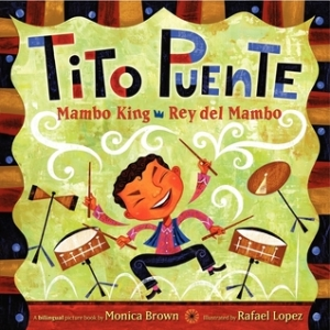 Tito Puente by Monica Brown