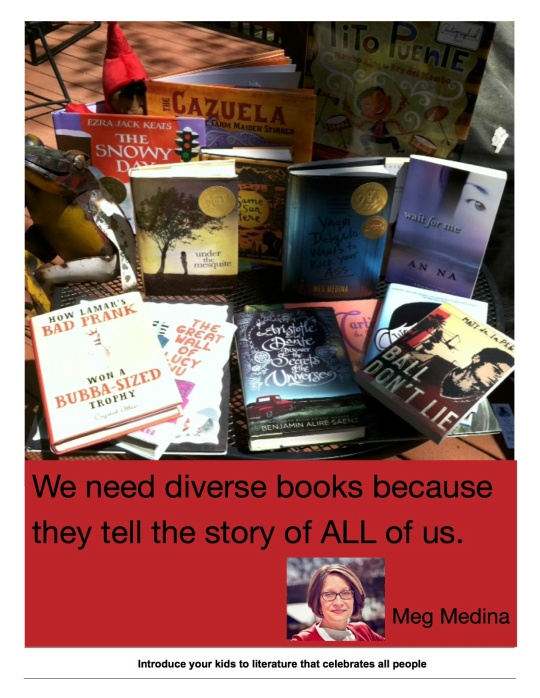 We need diverse books because