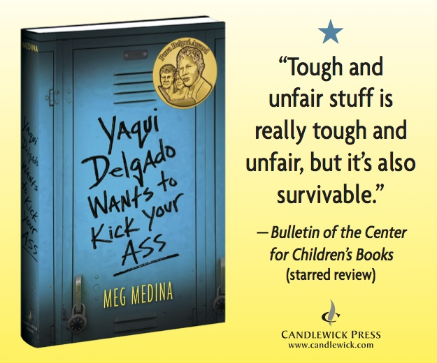 Yaqui Delgado Wants To Kick Your Ass | Meg Medina | Book Review