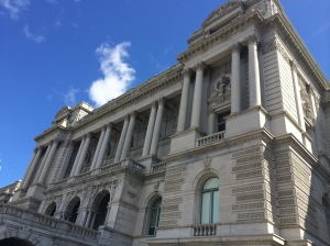 The beautiful Library of Congress. Stay tuned for details about an exciting YA event on April 30, 2015