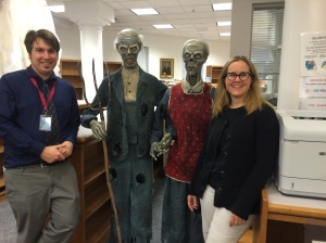 ...they are zombie lovin' librarians...