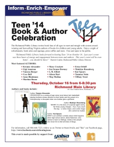 Teen '14 poster-F