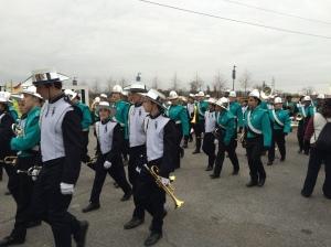 Freeman HS band