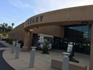 Encinitas branch of San Diego Public library