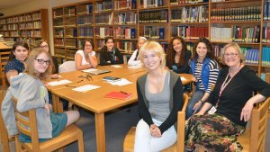 Writing at Palm View HS!